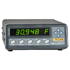 Fluke 1502A Tweener Thermometer Readouts
