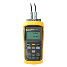 Fluke 1523 Handheld Thermometer Readout