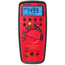 Amprobe 38XR-A True-rms Digital Multimeter with Temperature