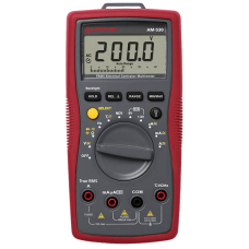 Amprobe AM-530 True-rms Electrical Contractor Multimeter