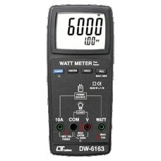 Lutron DW 6163 digital watt meter