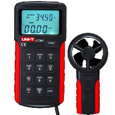 Uni T UT361 Digital Anemometer