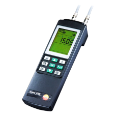 Testo 526-2 - Differential pressure measuring instrument