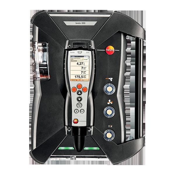 Testo 350 Flue Gas Analyzer