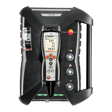 Testo 350 Flue Gas Analyzer