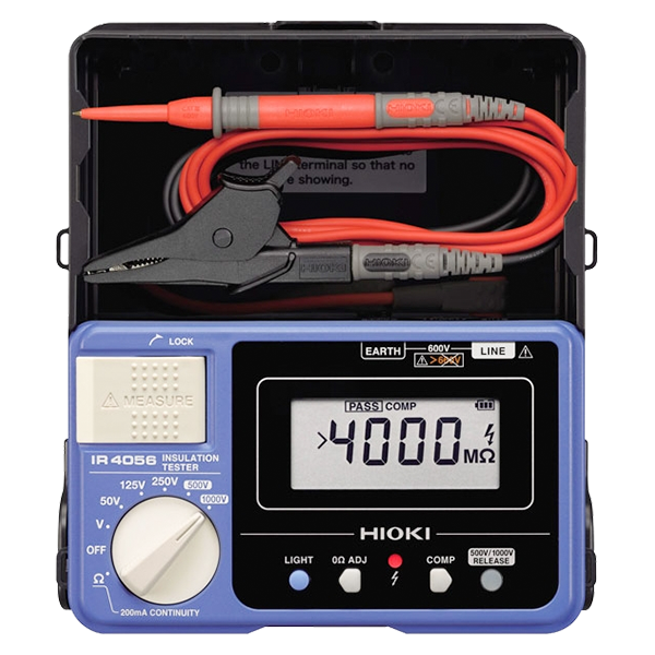 Hioki IR4056-20 Digital Insulation Tester