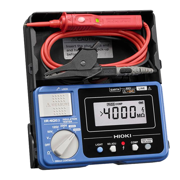 Hioki ir4055 Insulation Tester