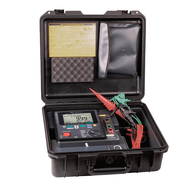 Kyoritsu 3127 Digital High Voltage 5kV Insulation Resistance Tester