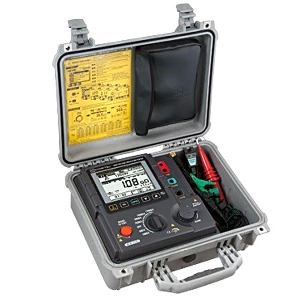 Kyoritsu 3128 Digital 12 kV Insulation Tester