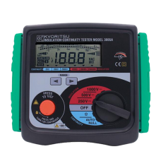 Kyoritsu 3005A Digital Insulation Tester