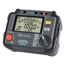 kyoritsu 3125A High Voltage Insulation Testers