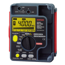 Sanwa MG 1000 Digital Insulation Tester