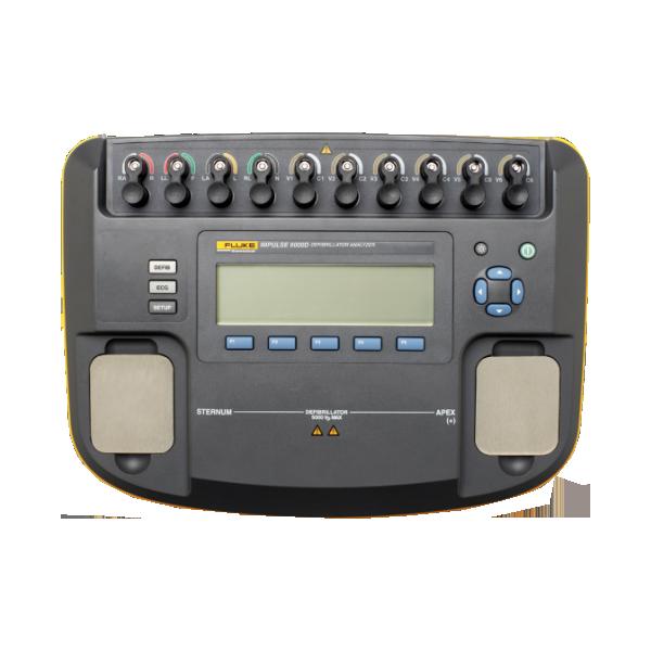 Impulse 6000D Defibrillator Analyzer and Tester