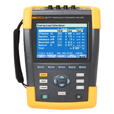 Fluke 435-II Power Quality and Energy Analyzers