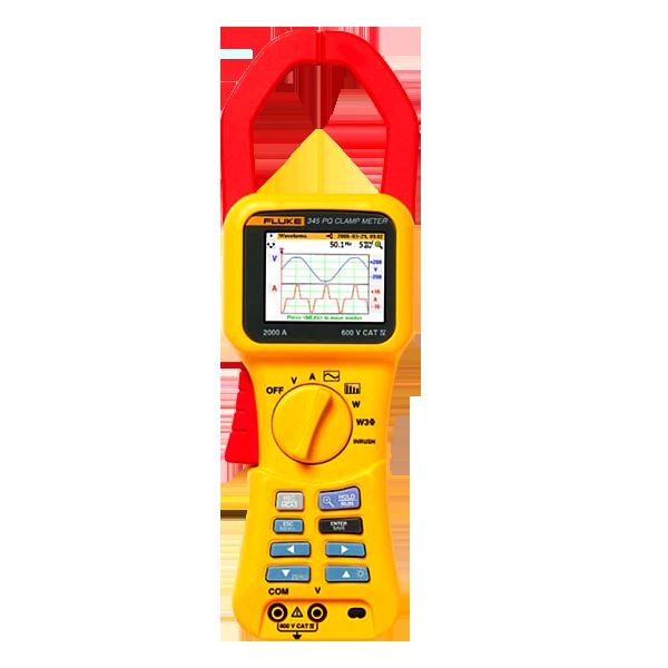 Fluke 345 Power Quality Clamp Meter