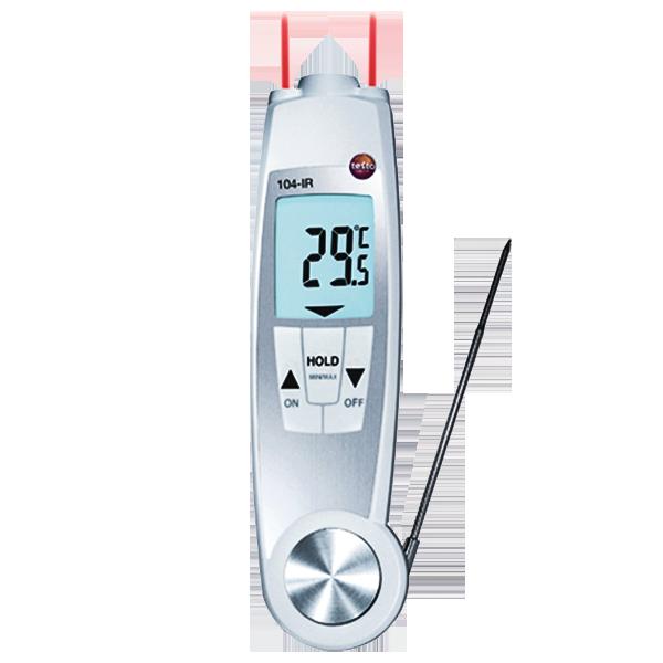 Testo 104-IR - Food Safety Thermometer