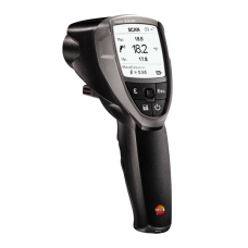 Testo 835-H1 - Infrared Thermometer Plus Moisture Measuring