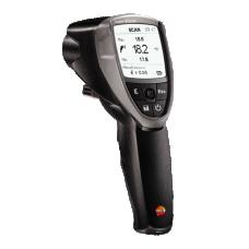 Testo 835-H1 - Infrared Thermometer Plus Moisture Measuring