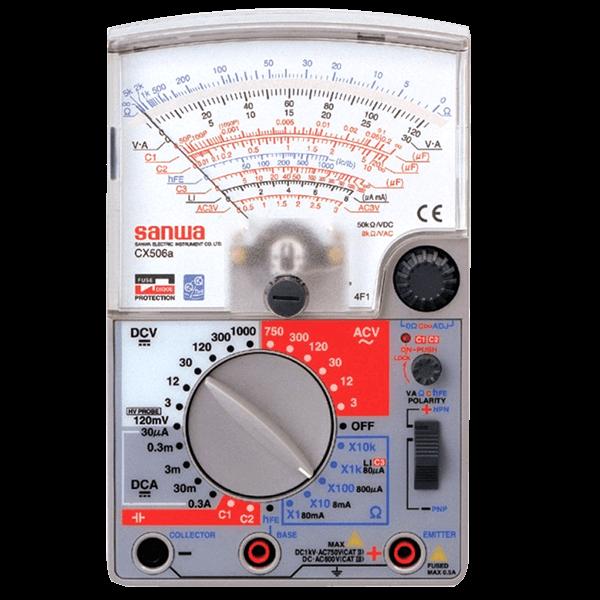 Sanwa CX506A Analog Meter