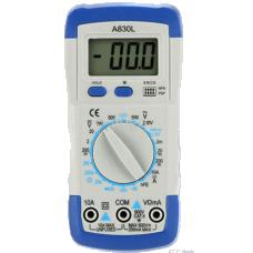 Mastech A830L Digital Multimeter