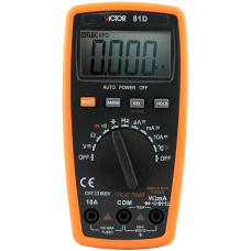 Victor VC81D Digital Multimeter