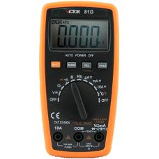 Victor VC81D Digital Multimeter