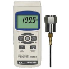 Lutron VB 8206SD Vibration Meter