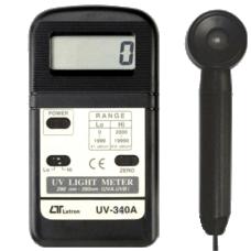 Lutron UV 340A UV Light Meter