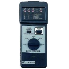 Lutron RCB 220V RCCB Checker