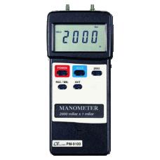 Lutron PM-9100 Manometer