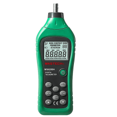 Mastech MS 6208A Digital laser tachometer