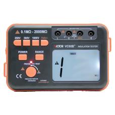 VICTOR VC60B+ Digital Insulation Resistance Tester