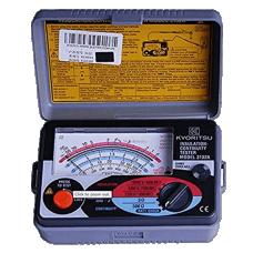 Kyoritsu 3132A Analogue Insulation Testers
