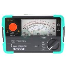 Kyoritsu KEW 3431 Analogue Insulation Testers