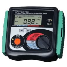 Kyoritsu 3005A Digital Insulation Testers