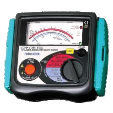 Kyoritsu 3131A Analogue Insulation Testers