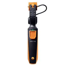 Testo 115i Clamp thermometer operated via smartphone