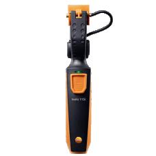 Testo 115i Clamp thermometer operated via smartphone