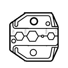 Proskit CP 336DC Die Set