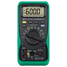 Keyoritsu KEW 1011 Digital Multimeters