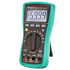 Proskit MT-1217-C 3 5/6 True RMS Digital Multimeter