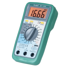 Proskit MT-1250 Professional 3 1/2 Digital Multimeter