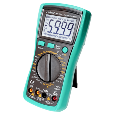 Proskit MT-1280 3 5/6 Digital TRUE RMS Multimeter