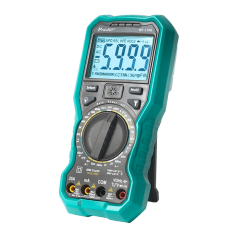 Proskit MT-1706-C 3-5/6 True RMS Multimeter