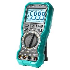 Proskit MT-1708 New 3-5/6 Smart Digital Multimeter
