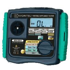 Kyoritsu KEW 6201A Portable Appliance Testers