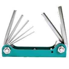 Proskit 8PK 021NA 7Pcs Folding Hex Key