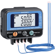 Hioki LR8515 WIRELESS VOLTAGE/TEMP LOGGER