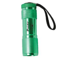 Proskit FL-516 9PCS LED Flashlight