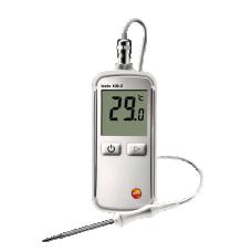 Testo 108 2 Temperature measuring instrument with lockable probe
